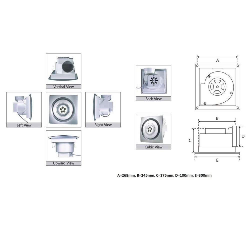 Wiring Diagram For Ceiling Extractor Fan on wiring diagram for ceiling fan pull switch